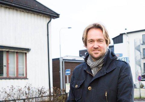Eiendomsutvikler Borger Borgenhaugen i Axer skal blant annet bygge ut Fagerborg hotell-tomta i Lillestrøm.