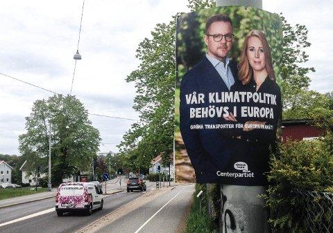 VALG: Når svenske velgere nå skal velge politikere til Europaparlamentet er det én sak som er viktigere enn andre – klimaet.