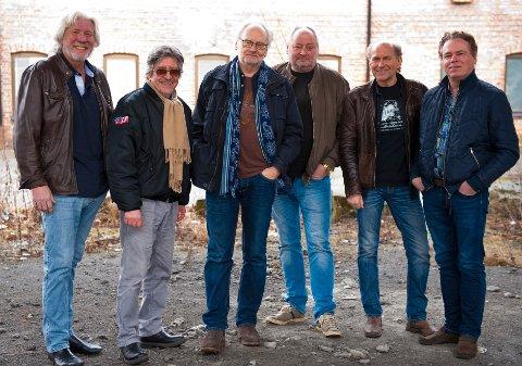Lørdagsrock: Beatnicks spiller i Glenghuset lørdag 18. november.