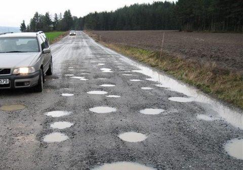 Slutt på hullete veier?