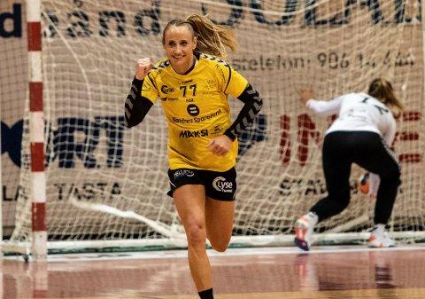 Klassespiller Camilla Herrem gjorde en svært god kamp mot Oppsal på bortebane.