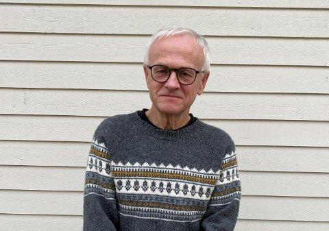 VIL HA NY RAPPORT: Eirik Stople og resten av fellesrådet gjekk tysdag kveld inn for at arbeidsmiljøet på kyrkjekontoret på Jørpeland skal bli granska ein gong til.