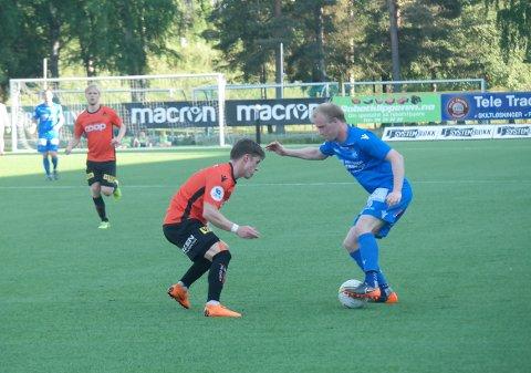 Den rutinerte Notodden-spilleren viste tydelig sin misnøye med fotballsupportere som han mener rakker ned på produktet norsk fotball og heller prioriterer andre ligaer.