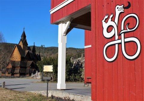 UVISST: Det er fortsatt uvisst om Kafé Olea og omvisninga i Heddal stavkyrkje vil åpnes denne sesongen.