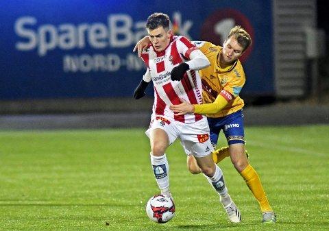 Jesper Isaksen og Jerv er i karantene etter at to av lagets spillere tidligere har testet positivt på korona.