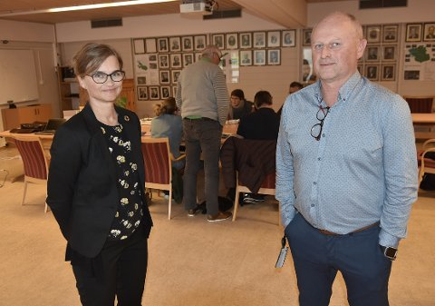 NEI: Kommunedirektør Knut Haugen anbefaler ordfører Margrethe Svinvik og resten av formannskapet til å si nei til søknaden fra Innveno AS som ønsker kommunal pengehjelp til finansiering av driften av selskapet.