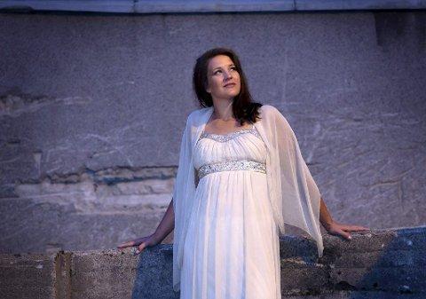 SOPRAN: Lise Davidsengikk helt til topps i Plácido Domingos konkurranse Operalia.