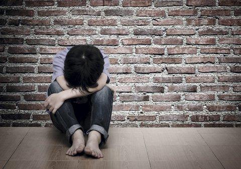 Ankesak i retten: En far er dømt til åtte års fengsel for incest mot sine to små døtre, men har anket saken til lagmannsretten. Illustrasjonsfoto