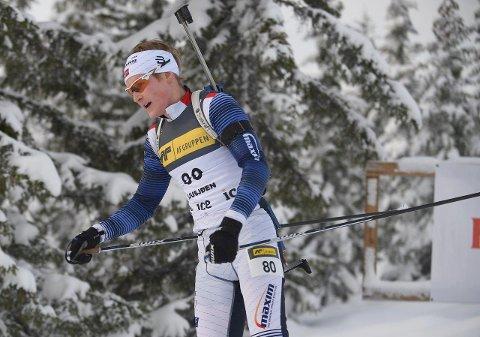 Må vente: Harald Øygard og de andre lokale skiskytterne må vente på sesongåpningen etter avlysningen.