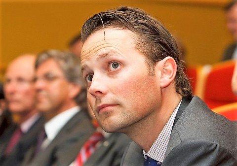 EIER: Konsernsjef Thomas Wilhelmsen i Wilh. Wilhelmsen sitter i styret for Wallenius Wilhelmsen, der det Tønsberg-tilknyttede rederiet er den ene hovedeieren.