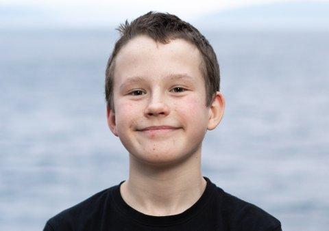 BEKYMRET: Mange barn er bekymret for klimaendringer. Politikerne må vise handlekraft i klimasaken slik at barn ikke trenger å være redde, mener Torje Tungesvik Gilbert (14) fra Ås som er med i Barnas Klimapanel.