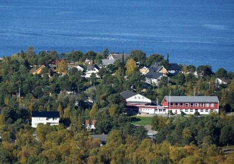 Vannløs: Det er vannkrise i Ulvsvåg, men kommunen gjør sitt beste for å avhjelpe situasjonen.