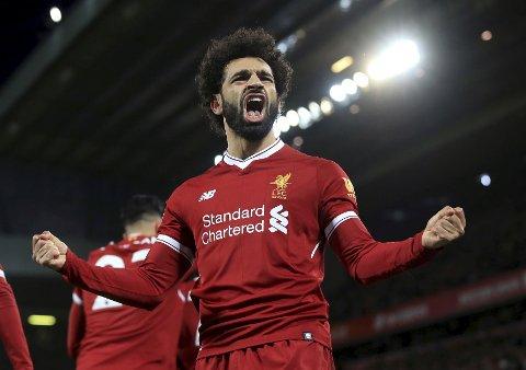 Liverpool og Mohamed Salah vil antakeligvis være fornøyd med uavgjort i Portugal.