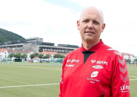 Kristian Andersen skal trene Gneist-herrene i 4. divisjon neste sesong. (Arkivfoto: Magne Turøy)