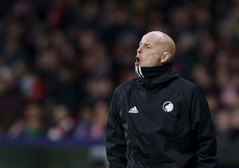 FCK og Ståle Solbakken har en vanskelig kamp mot gulljagende FCM fredag kveld. Det vil bli en javn batalje.