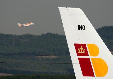 Det spanske flyselskapet Iberia setter opp ruter mellom Bergen og den spanske hovedstaden.