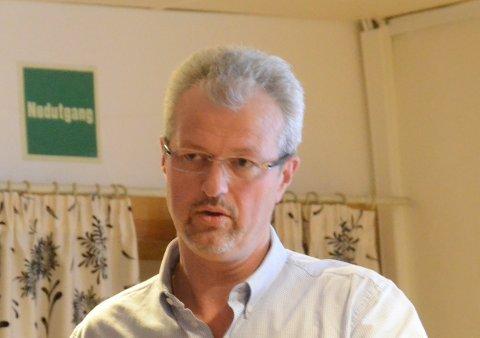 Magnus Hodnefjell fra Rennesøy er sentral i arbeidet med å samle Senterpartiet i Rennesøy, Finnøy og Stavanger til et nytt Stavanger Senterparti.