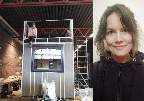 Nytt hjem: Dette blir Ingvill Kjellevold sitt nye hjem, som hun håper å plassere på Randaberg.