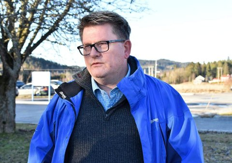 TØFFERE TILTAK: Ordfører Hans Kristian Solberg i Enebakk kommune må stramme inn etter at et mutert koronavirus fra Storbritannia ble påvist hos flere i nabokommunen Nordre Follo kommune.