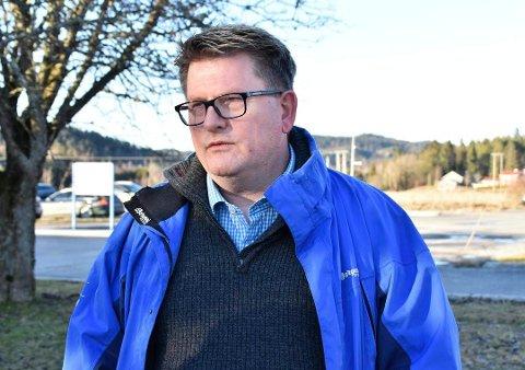 Ordfører Hans Kristian Solberg i Enebakk kommune.