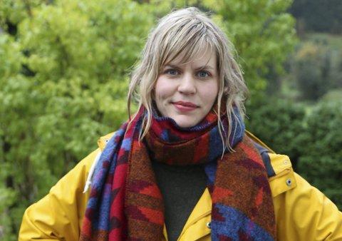 SJEF: Miriam Prestøy Lie er ein av sjefane for Teaterfestivalen i Fjaler, som går føre seg i helga. Arkivfoto