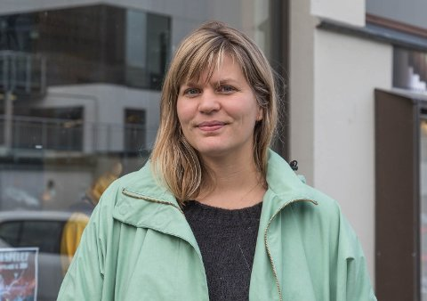 OPTIMISTISK: Ein av festivalleiarane, Miriam Prestøy Lie, er klar for ny Teaterfestival i Fjaler.
