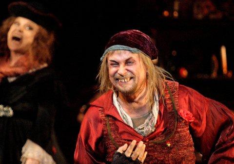 """Ny rolle: Dennis Storhøi skal spille Thénardier i """"Les Misèrables"""" i Oslo fra neste høst. En rolle han spile i 2009, på Oslo Nye."""