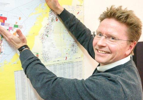 Geir Frantzen har håp om at et godsbåtanløp søndag kan være starten på et nytt tilbud.