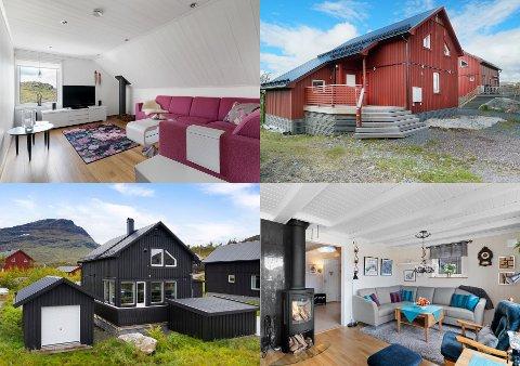 UVANLIG: Omsetting av hytter i den prisklassen som er tilfelle for disse to hyttene i Katterjåkk er ikke dagligdags i regionen.