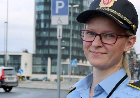 Etterforskes bredt: Ragnhild Normann, etterforskningsleder ved Narvik politistasjon, sier at de etterforsker saken bredt.