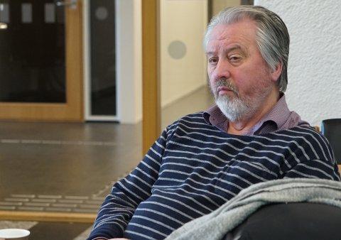 HAVNEDIREKTØR: Rune Arnøy var innkalt til møte i kontrollutvalget onsdag. Han forklarte seg blant annet om påståtte lekkasjer om hans etterkommer.