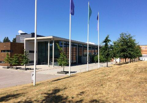 NYTT UNIVERSITET: USN er Norges nyeste universitet etter sammenslåingen i mai 2018. På Campus Bakkenteigen er det rekordmange søkere i år.