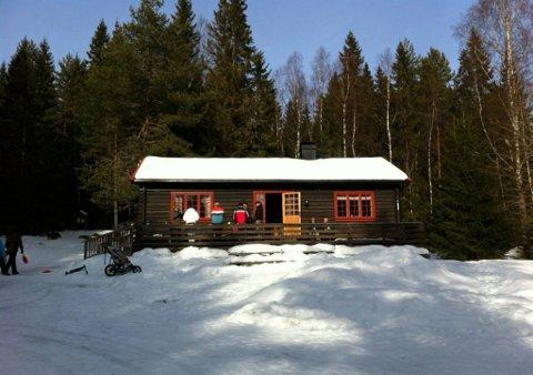 TURMÅL: Denne vinteren har Fjelltun IL fra Ullern påtatt seg ansvaret for å holde den populære Vardelihytta åpen.