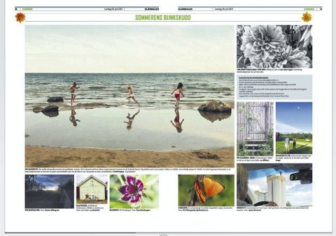 Blinkskudd: Send oss dine fineste, beste, gøyale eller elleville bilder og bli med i Glåmdalens konkurranse «Sommerens blinkskudd».