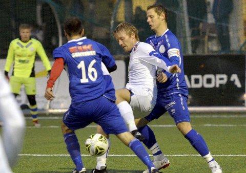 Mangeårig Lillehammer FK-spiller, Magnus Løndal, mener spillere man henter inn på dette nivået bør være klart mye bedre enn dem spillerne klubben har sjøl.