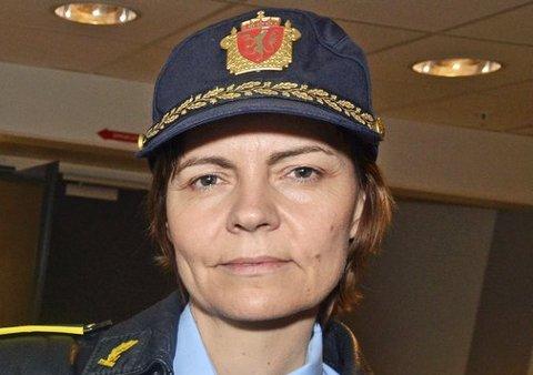 Politiførstebetjent Heidi Staxrud