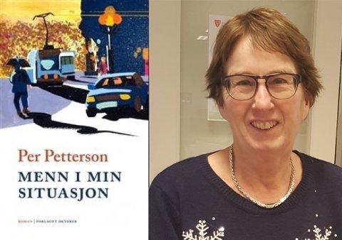 ANBEFALES: «Menn i min situasjon» av Per Petterson anbefales av Elin Sigurdson.