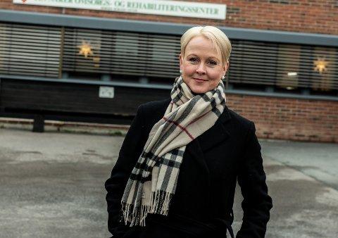 SENDTE MANGE I KARANTENE: Kommuneoverlege i Jevnaker, Marthe Bergli.