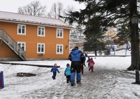 TILSYN: Halden kommune har bestemt seg for å gjennomføre et økonomisk tilsyn ved Klengstua barnehage.