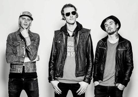 Rock: Oslo Ess ser frem til konserten på Iris Scene lørdag.