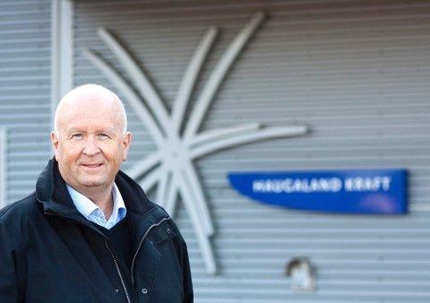 KONSERNSJEF: Olav Linga er håpefull for framtiden. Nye investeringer skal gi fortsatt vekst.