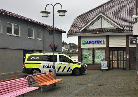 22 ganger brøt mannen besøksforbudet han var ilagt overfor Apotek 1 i Kopervik.
