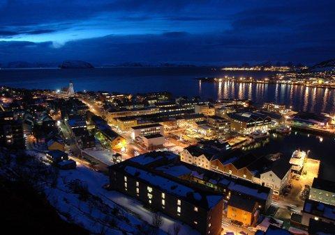 FEST I HAMMERFEST: Av stedene i Finnmark, er det hammerfestingene som handler mest sexleketøy, ifølge Sinful. To andre steder i Finnmark er på nettbutikkens nasjonale topp 30-liste.