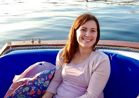 LIVET: Ida Hågensen fyller 30 år i dag: – jeg er på en plass i livet hvor jeg liker å være.