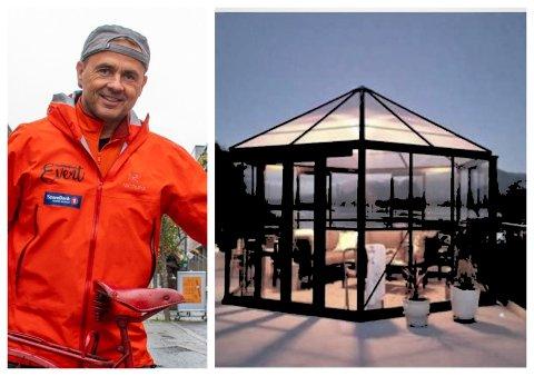 Sandnessjøen Event håper Alstahaug kommune godkjenner planene om å sette opp et infotorg på torget i Sandnessjøen. Her kan turister få hjelp til å finne veien fram, eller kjøpe billetter til ulike arrangement eller festivaler.