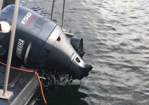 Båtskadar kostar forsikringsselskapa dyrt. (Pressefoto).