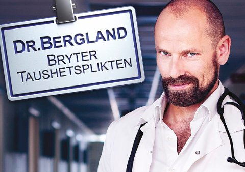 ETTERTRAKTET: Dr. Bregland fyller skal fylle musikkteatret to ganger fredag 8. februar.