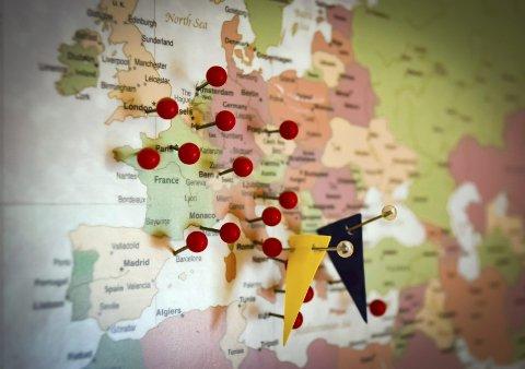 UTENLANDSKE: Vi kan i dag presentere en full oversikt over hvor de kommer fra, de utenlandske statsborgerne som er bosatt i Lier. Illustrasjonsfoto