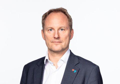 FORNØYD: Ordfører Remi Solberg er glad for at fødestua på Gravdal snart har gynekolog i beredskap igjen.