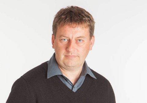 PÅ REDAKTØRKRAKKEN: Svein Morten Havaas er konstituert som ansvarlig redaktør i regionavisen Lister24.